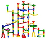 Edushape 103 Pieces + Bonus 50 Marbles Marble Run Set