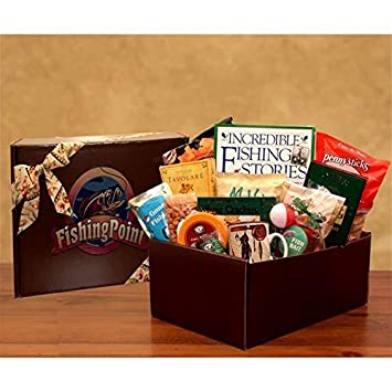 Gift Basket Drop Shipping Fisherman's Point Gift Pack by Gift Basket