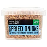 Cooks' Ingredients Crispy Fried Onions - 100g (0.22lbs)