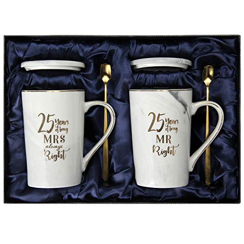 25th Wedding Anniversary Gifts, 25th Anniversary Gifts