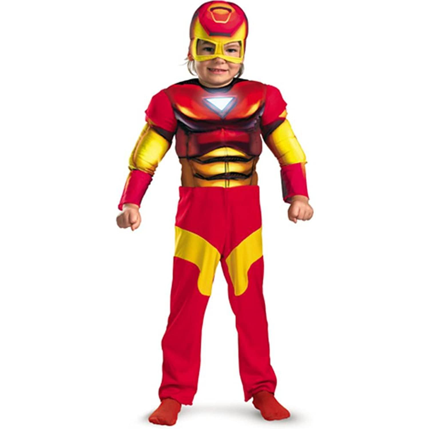 Amazon Iron Man Costume Kids
