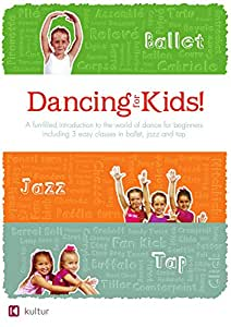 Dancing for Kids (Baby Ballet / Tot Tap / Junior Jazz)