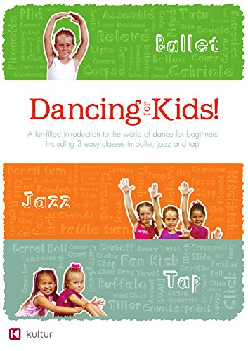 Dancing for Kids (Baby Ballet / Tot Tap / Junior - Learn Kids Dance