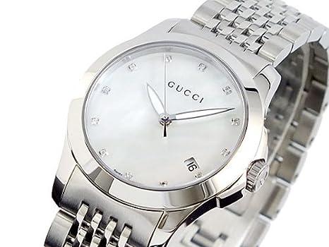 04ad760b7284 Amazon | [グッチ]GUCCI Gタイムレス 腕時計 レディース YA126504 [並行輸入品] | 並行輸入品・逆輸入品・中古品(レディース)  | 腕時計 通販