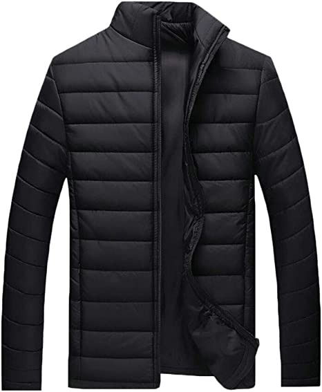 Keaac Mens Packable Down Coat Jacket
