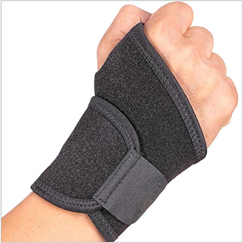 LCKICO Wrist brace ganglion cyst wrist brace Arthritis wirst support Carpal tunnel wrist brace Breathable sport wrist support,fitness hand support wrist strap for Man&Woman by LCKICO