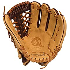 The Alpha series is built using the highest-quality leathers so that youth and young adult players can perform at the top of their game. A position-specific, light weight, durable, high-performing glove for club and elite players. Features: 1...