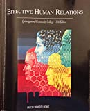 img - for Effective Human Relations Quinsigamond Community College 11th Edition book / textbook / text book