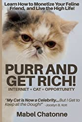Purr and Get Rich!: [Novelty Notebook]