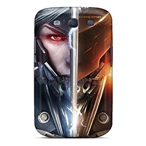 For Case Ipod Touch 5 Cover Skin : Premium High Quality Raiden Metal Gear Rising Revengeance Case