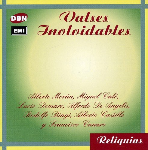 Valses Inolvidables / Various by Emi Europe Generic