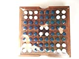 Wooden Othello Strategy Game