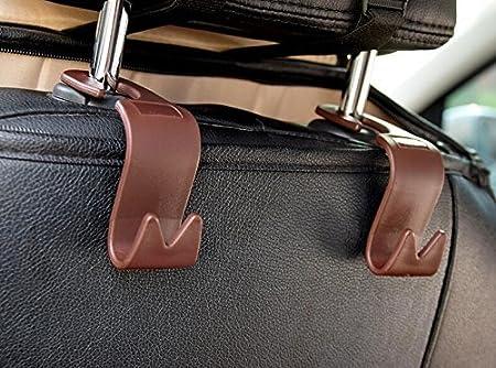Black 2 Set PU Leather Car Pocket Organizer Seat Console Gap Filler Side