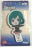 D.gray-man Hallow Clear Badge Button Lenalee Lee Black Order Anime Furyu F/S