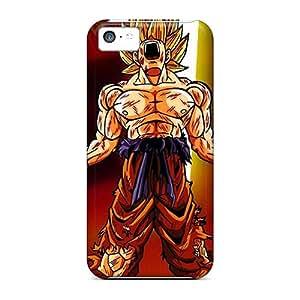 ZgX47257dSNo 88caseme Dragon Ball Z Super Saiyan Durable Iphone 5c Cases