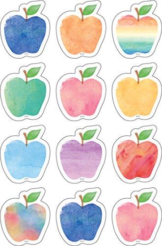 Watercolor Apple Mini Accents