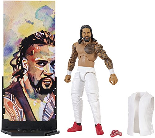 WWE Elite Collection Series # 54 Jey Uso Action Figure by WWE