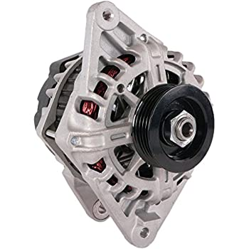 DB Electrical AVA0102 Alternator For Hyundai Elantra 2.0 2.0L 07 08 09 10 11 12 /Kia Soul 2.0 2.0L 2010 2011, Spectra 2.0 2.0L 07 08 09, Sportage 2.0 2.0L ...