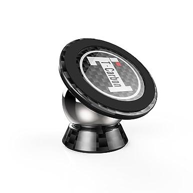 Soporte magnético de coche, Cornmi t-carbon Universal Super ventosa coche soporte kit de