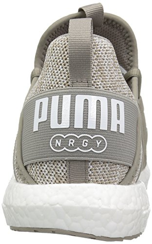 Puma Womens Mega Nrgy Knit Wn Sneaker Rock Nok-puma Wit