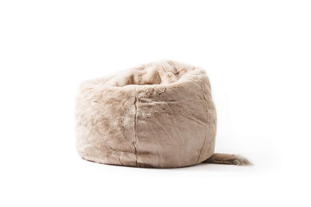 Envío rápido y el mejor servicio Wild Wild Wild Kids Faux Fur Elephant Bean Bag  tienda en linea