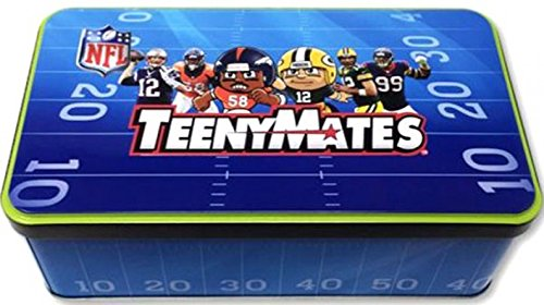 Party Animal TeenyMates NFL Series 6 Collector Tin (Football Teenymates)