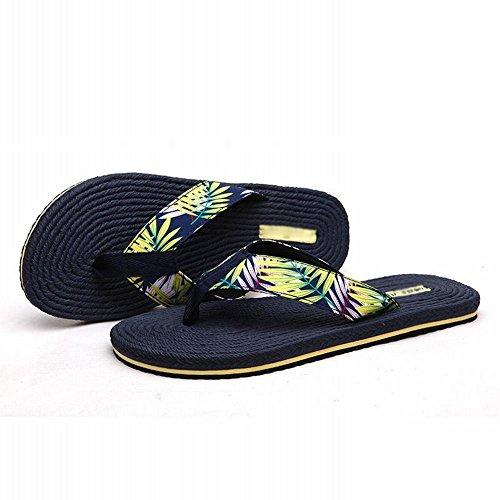 A le da vacanze Flip Pantofole per da spiaggia antiscivolo Pantofole uomo RBB coppia Pantofole da Flop HwOZq5RTx