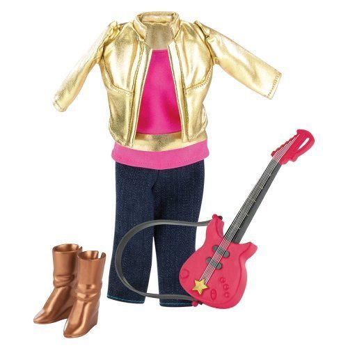 Dora Links Fashion Pack - Rock Benefit Concert (Links Dora)