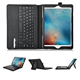 IVSO Apple iPad Pro 12.9 2017 Case With Keyboard Ultra-Thin High Quality DETACHABLE