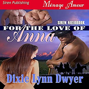 For the Love of Anna Audiobook