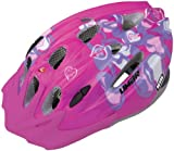 Cheap Limar 515 Bike Helmet, Pink Hearts, Medium