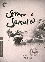 Seven Samurai 27 x 40 Movie Poster - Style F by postersdepeliculas
