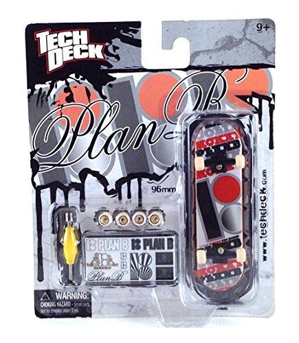 (Tech Deck Plan B Colin McKay Red Black 20018680)
