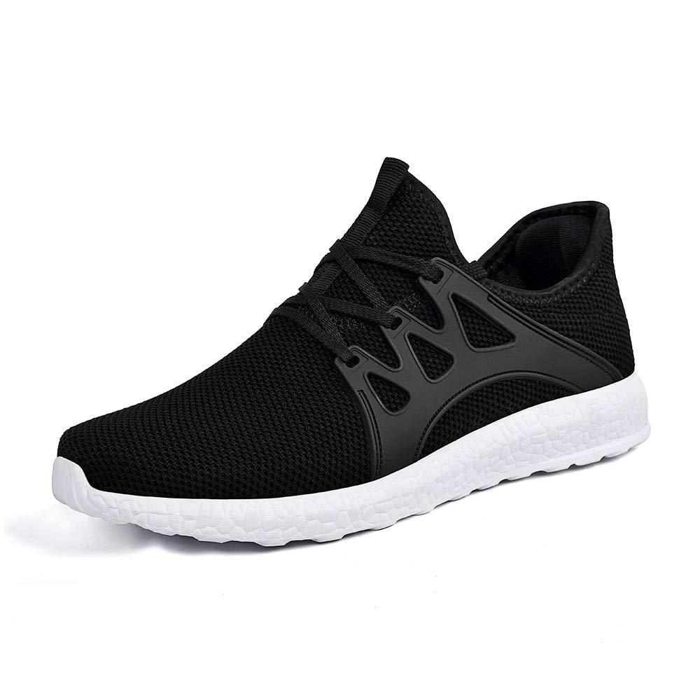 TALLA 36 EU. QANSI Hombre Zapatos Deportivos Casuales Zapatillas de Deporte al Aire Libre