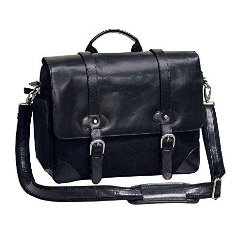 - Bellino Prospector Briefcase, Black