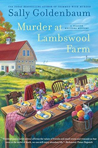 (Murder at Lambswool Farm (Seaside Knitters Mystery))
