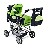 CHIC 2000 Bayer Roadstar Combi Dolls Pram (Bumblebee)
