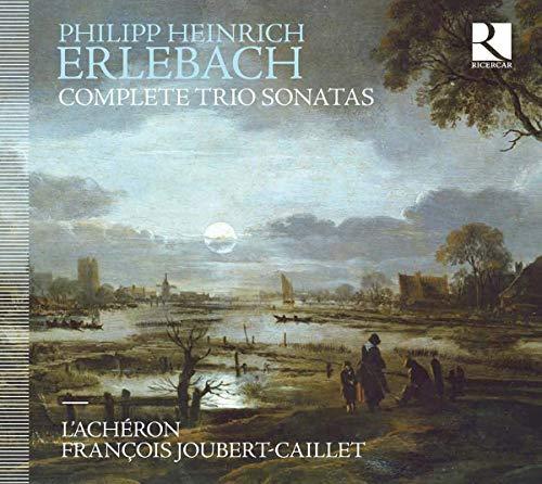 Erlebach: Complete Trio -