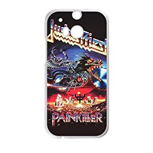 Custom Heavy Metal Band Judas Priest Printing for HTC One M8 Case