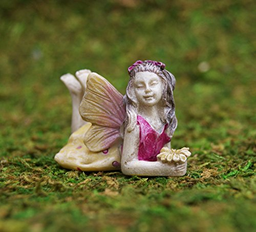 Fairy Garden Miniature Garden Fairy Lily LILY-49 For Sale