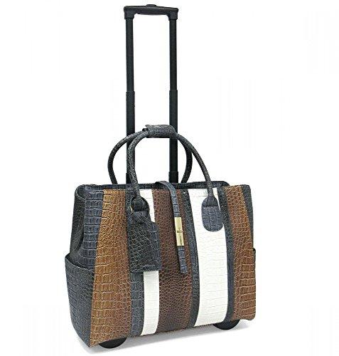 cabrelli-caroline-rolling-briefcase-grey-white-cognac