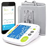 Balance Bluetooth Blood Pressure Monitor with Upper Arm Review and Comparison