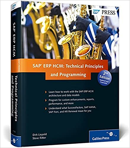 (SAP HR) Technical Principles and Programming