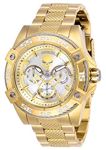 Invicta Marvel Silver Dial Ladies Watch 27021
