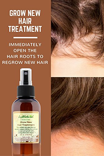Natural Hair Leave In Treatment
