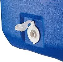 Coleman Nevera Poly-Lite 48 QT, Capacidad de 46 litros, Nevera ...