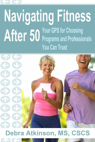 Navigating Fitness After 50 Professionals ebook