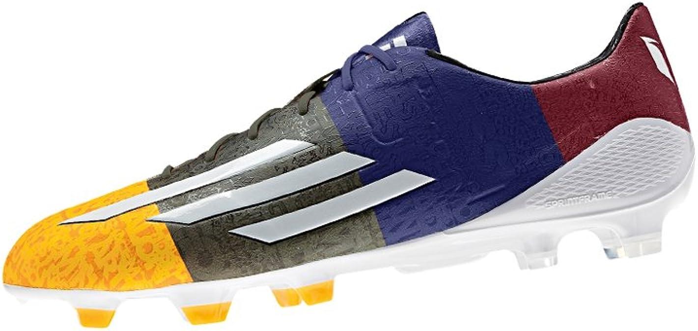 aspettare Donazione .  adidas Scarpe Calcio F50 Adizero Messi TRX FG Arancio 42 2/3: Amazon.it:  Sport e tempo libero