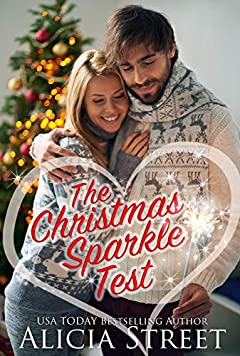 The Christmas Sparkle Test: A Peconic Bend Holiday Luv Novella