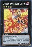 Yu-Gi-Oh! - Queen Dragun Djinn (GAOV-EN049) - Galactic Overlord - 1st Edition - Super Rare